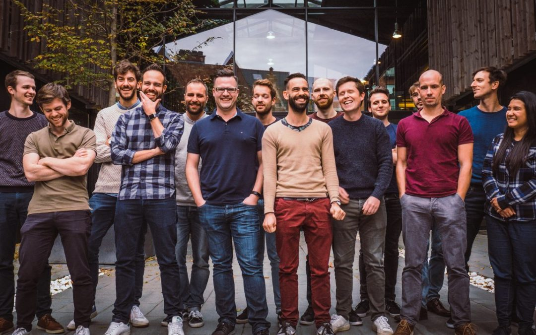 Antwerp-based startup Spencer collects 2,5 million euro to accelerate its growth